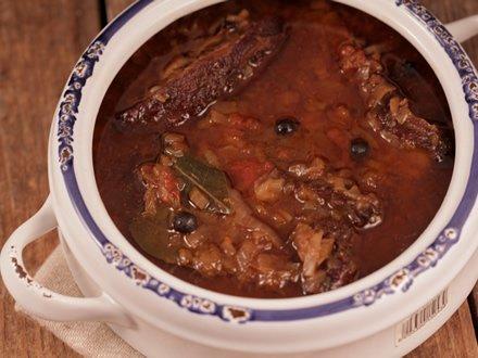 Retete de slabit - Tocana de carne vita | Slabeste 8 kilograme!