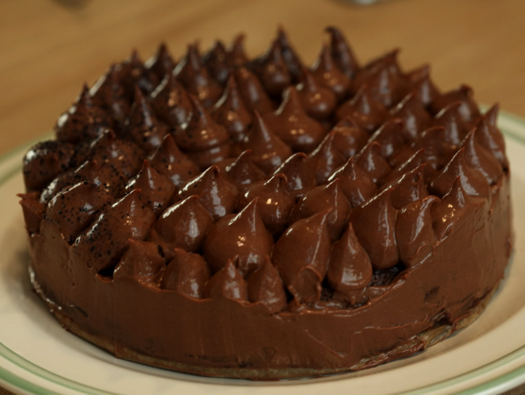 brownie-cu-crema-de-ciocolata-si-cafea
